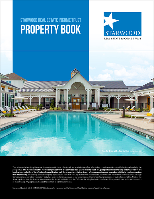 SREIT Property Profile Book